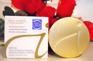 Jane Iredale Amazing Base Loose Mineral Powder SPF 20 670959110060