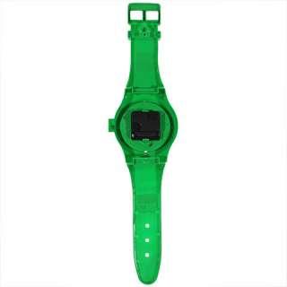 New Fans Plastic Wrist Watch Shape Style Wall Clock ben 10 Hello Kitty