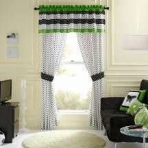 one 3 piece set of Twin Sheets  Lime Green in color   200 tc cotton