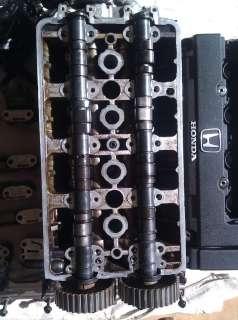 Honda Civic cylinder head dohc vtec jdm b16a b16 si ls ek eg