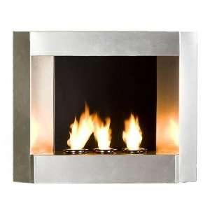 Wall Mount Indoor and Outdoor Gel Fuel Fireplace GJA011