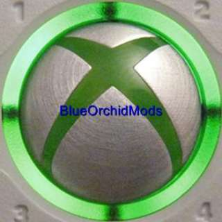 XBOX 360 Ring of Light MOD KIT ROL 5 PURPLE LED