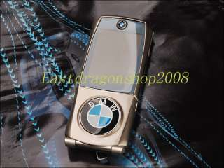 NEW COOL BMW 760 Stainless Steel 8800 Mobile CELL PHONE