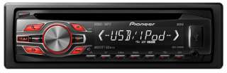 Pioneer Car Stereo DEH 2400UB CD  Aux In USB iPod iPhone Same Day