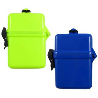 Scuba Diving Waterproof Dry Box Case