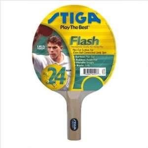 Stiga Flash Table Tennis Racket   Set of 6 Sports