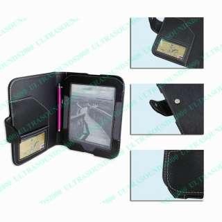 Business Wallet Case for  TOUCH NOOK 2 6 eReader C71