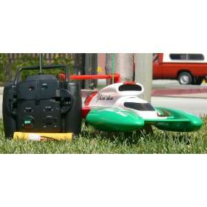 RTR High Speed Raido Remote Control Electric EP RC Racing Speed Boat