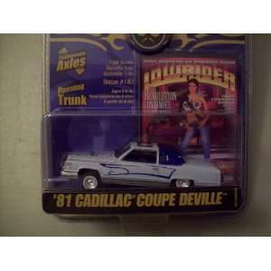 Revell Lowrider Magazine 1981 Cadillac Coupe Deville Toys & Games