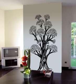 BIG OLD TREE   Wall Decals Sticker Vinyl Art Home Decor