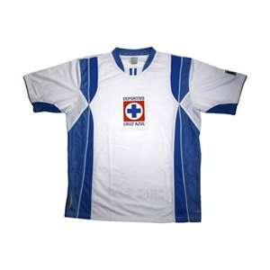 CRUZ AZUL Soccer Futbol Performance Mens Jersey Shirt