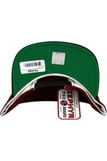 Zephyr Shadow Script University Of Alabama Crimson Tide Snapback Hat